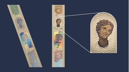 Picture of Euro - P20,B108n3,Austria,5 Euros,2013