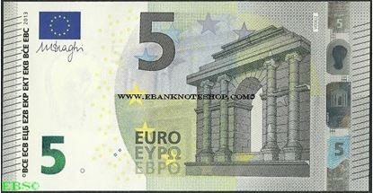 Picture of Euro - P20,B108v3,Spain,5 Euros,2013