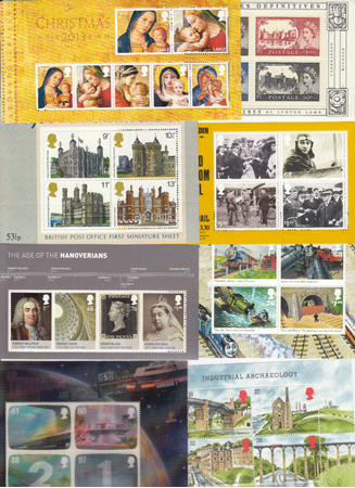 Picture for category Miniature Sheets
