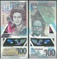 Picture of East Caribbean States,PNL,B244,100 Dollars,2019