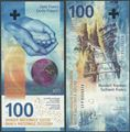Picture of Switzerland,B358,100 Francs,2019,Sg 83