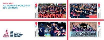 Picture of 2019,ICC Womens World Cup Miniature Set