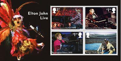Picture of 2019,Elton John Miniature Set
