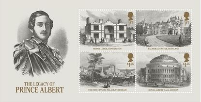 Picture of 2019,Queen Victoria Bicentenary Miniature Set