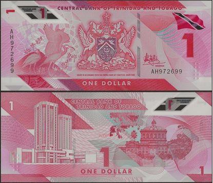Picture of Trinidad & Tobago,B236,1 Dollars,2020