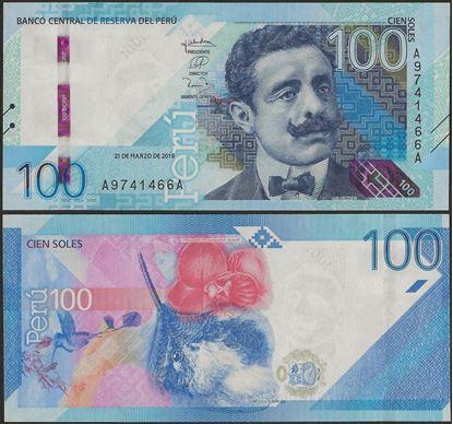 Picture of Peru,B540,100 Soles,2019( In 2021)